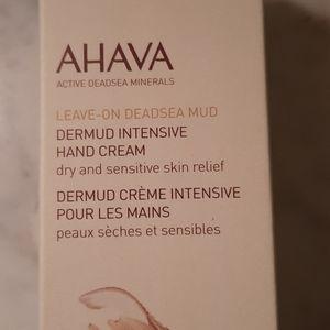 NWT.  AHAVA Dermot Nourishing Hand Cream